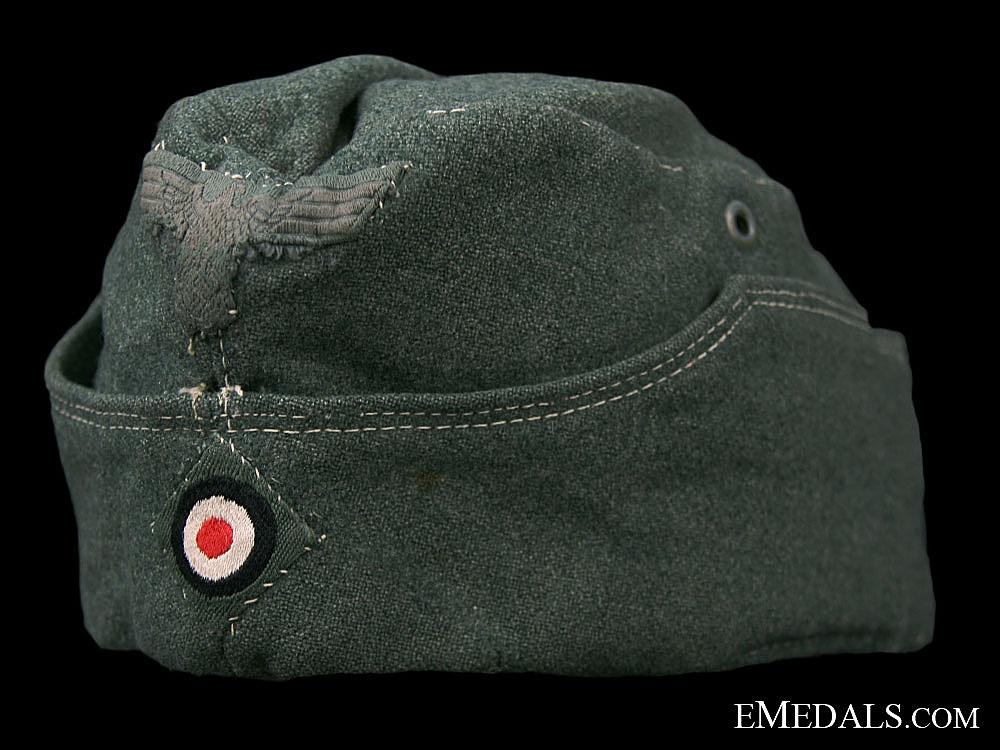 EM/NCOs M34 Enlisted Overseas Cap