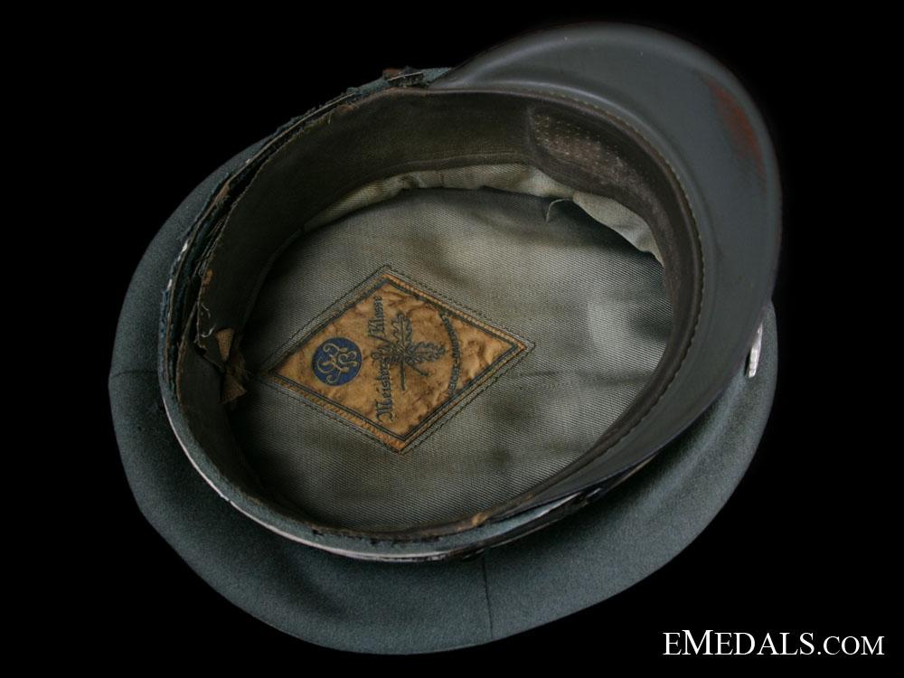 Infantry NCO/EM Visor Cap
