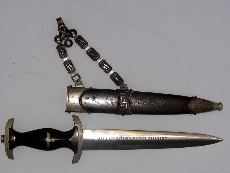 SS-Chained Leader's Dagger,