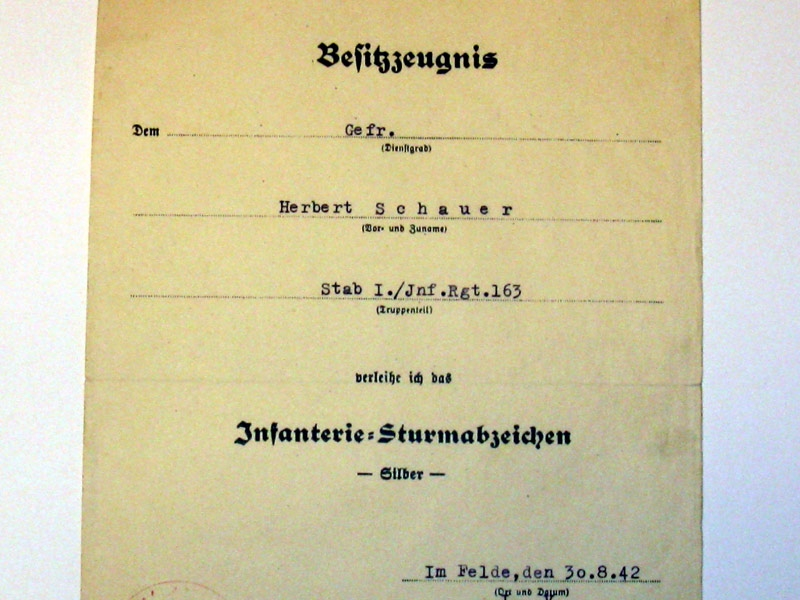 Group of Five Award Documents