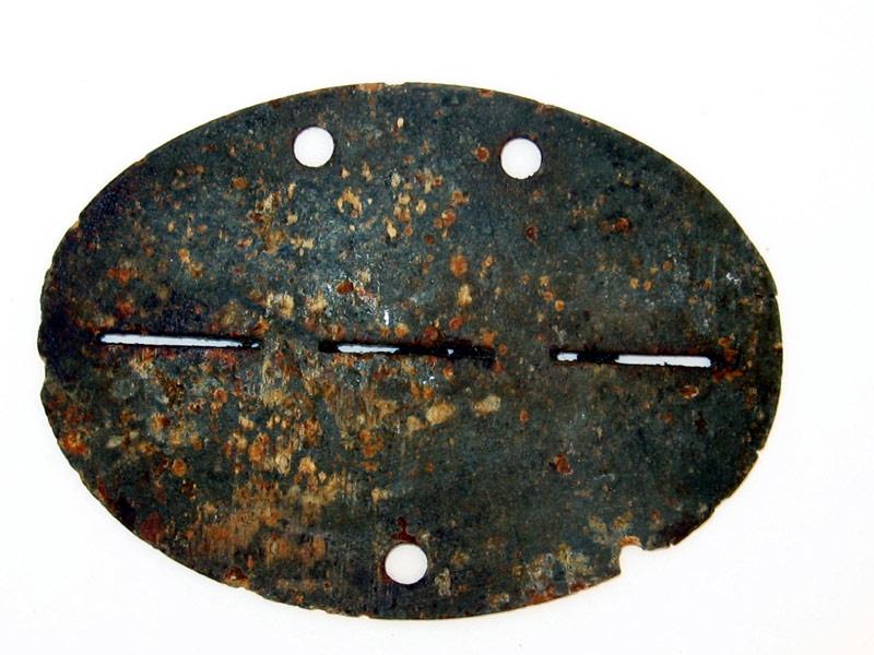 Waffen SS ID Disc,