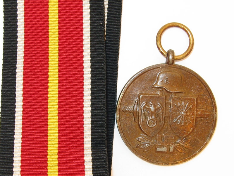 Commemorative Medal of the Spanish