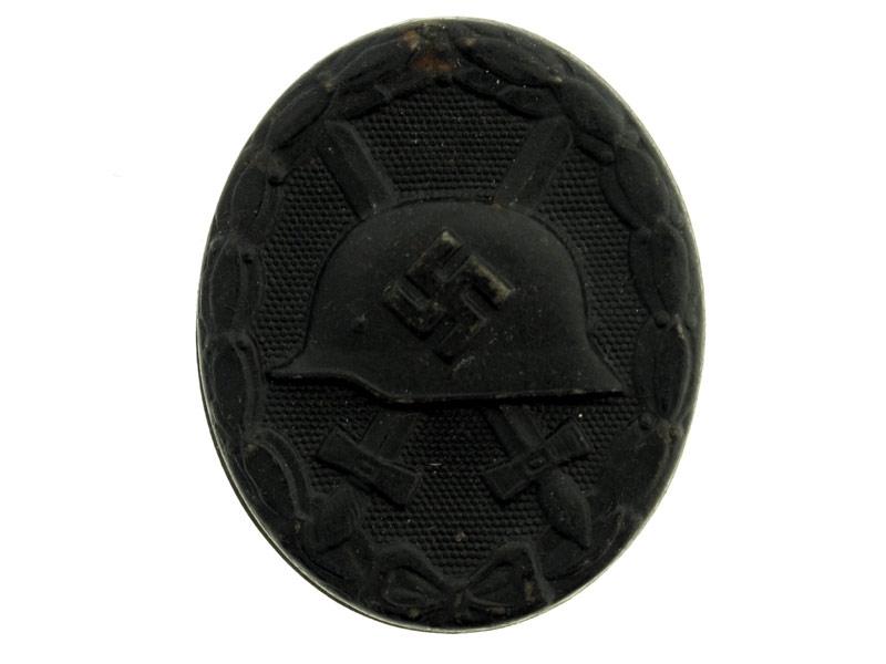 Wound Badge-Black Grade