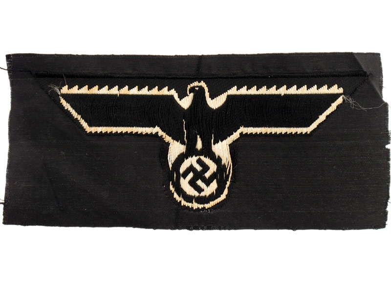Army Panzer Breast Eagle for