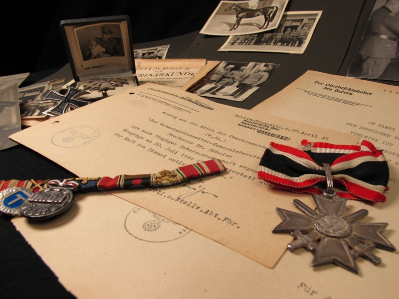 Fine Group of Awards, documents and Photos