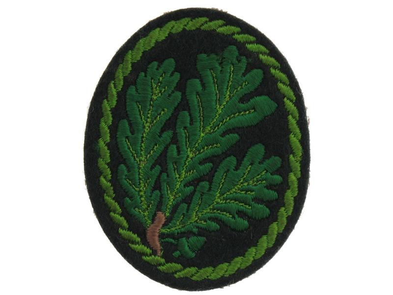 Jager Regiment Cloth Patch.