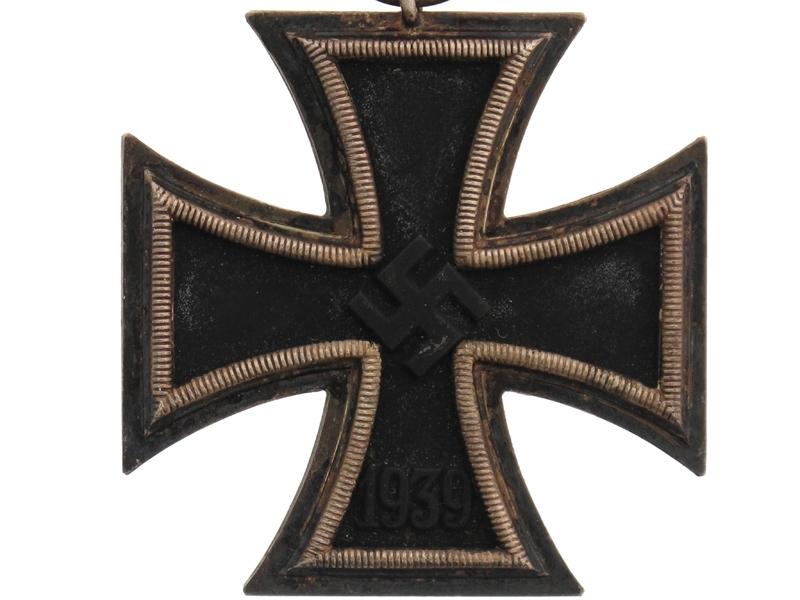 Iron Cross 2nd Class.