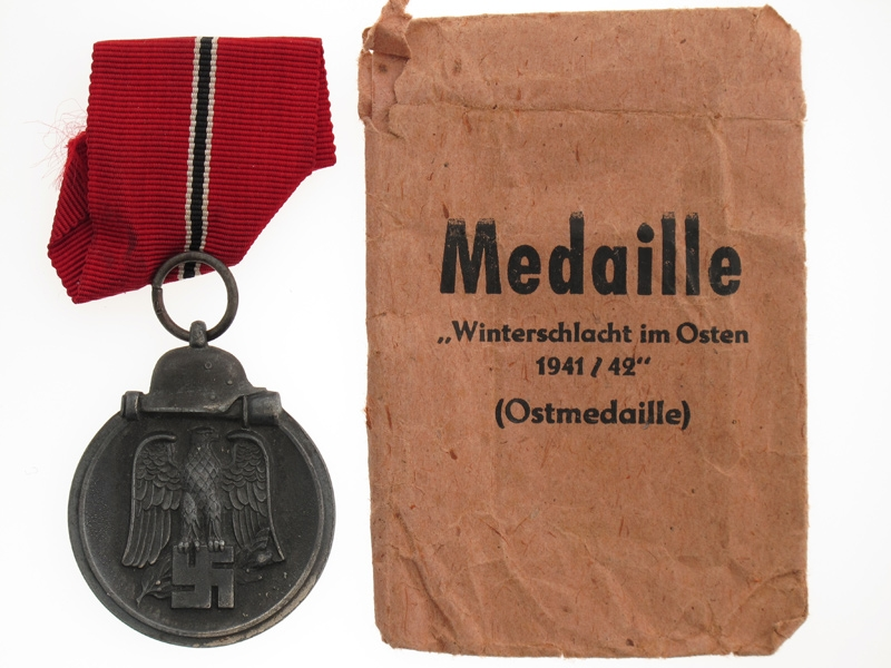 East Medal 1941/42.