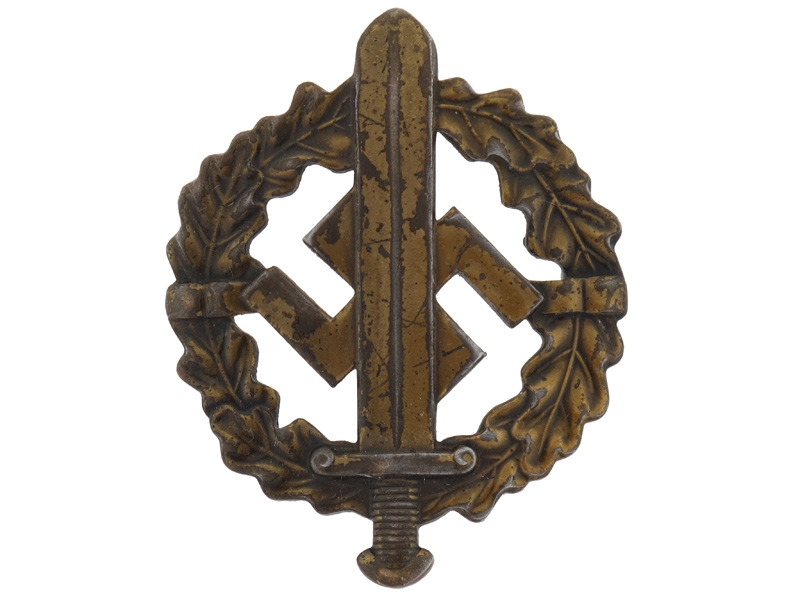 SA Bronze Sports Badge