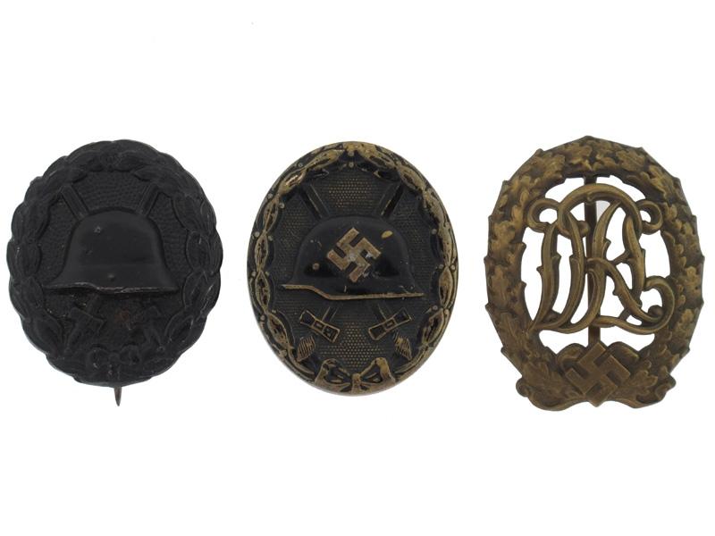 Three Badges