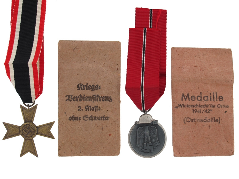 Two Medals