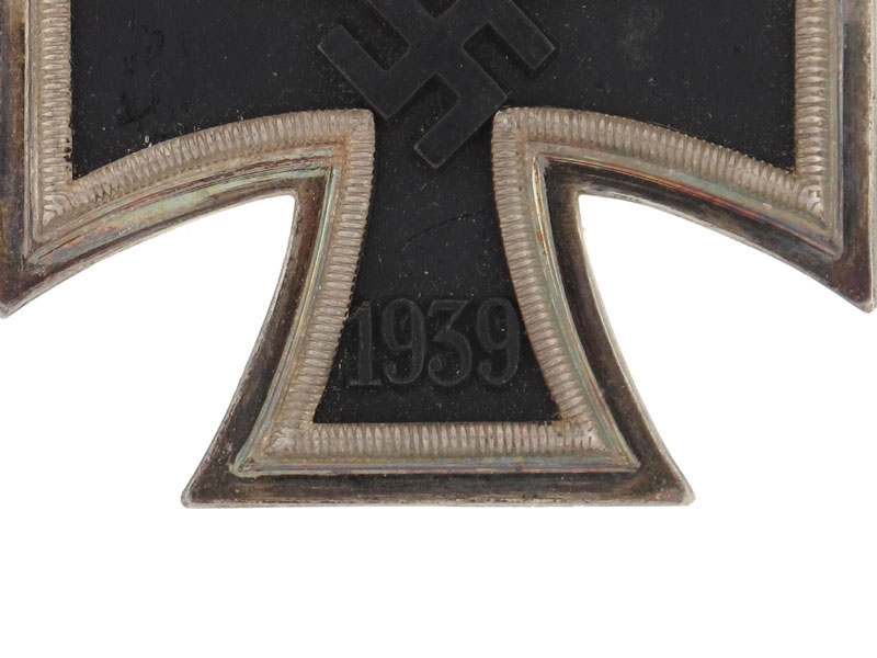 Cased Knight's Cross of the Iron Cross - Juncker