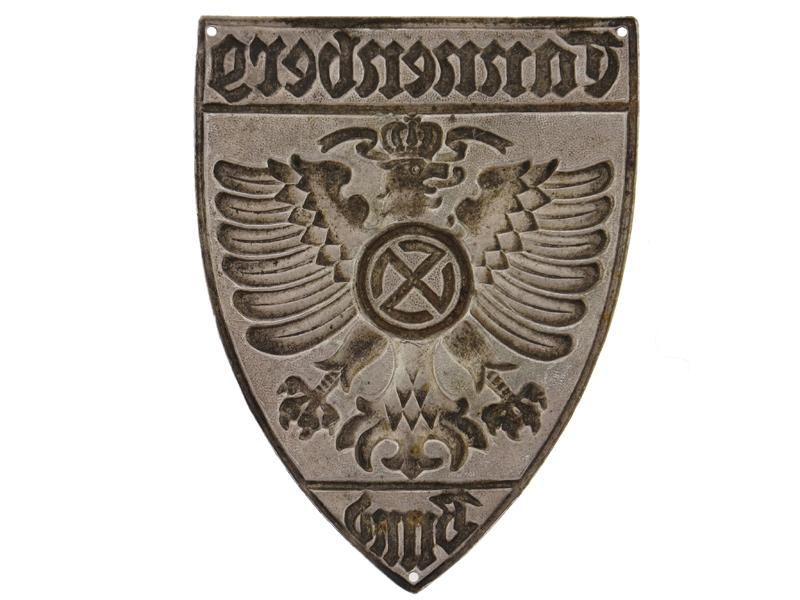 SA Tannenberg Bund Shield