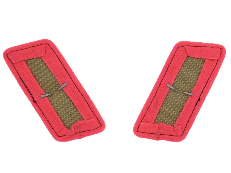 Pair of Panzer Collar Tabs