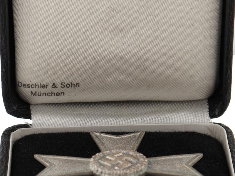 War Merit Cross 1St. Class