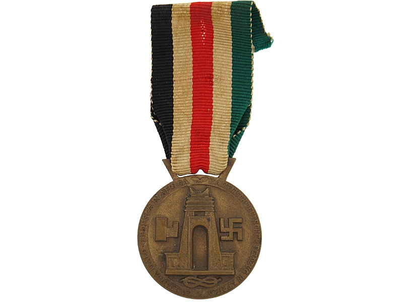 Italo-German Africa Campaign Medal