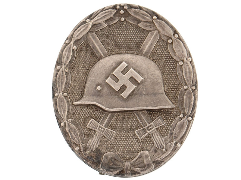 Wound Badge - Silver Grade