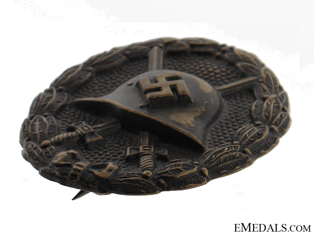 Condor legion Wound Badge-Black Grade