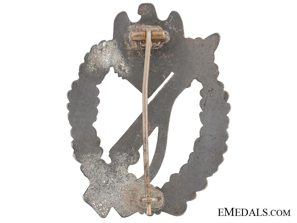 Infantry Badge  Silver Grade