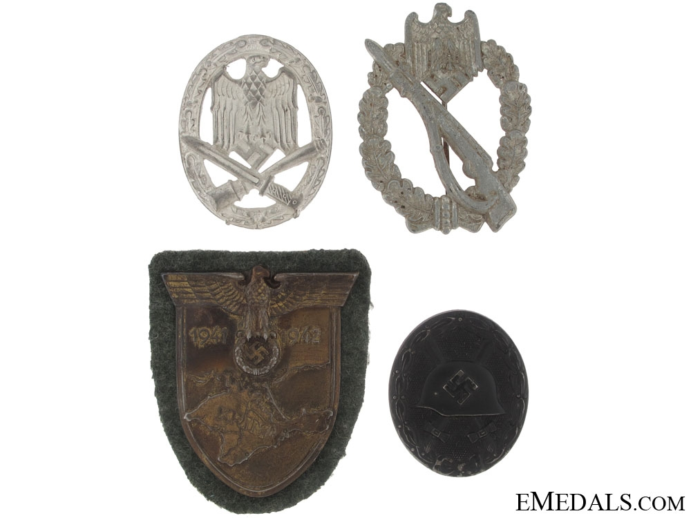 Four Badges