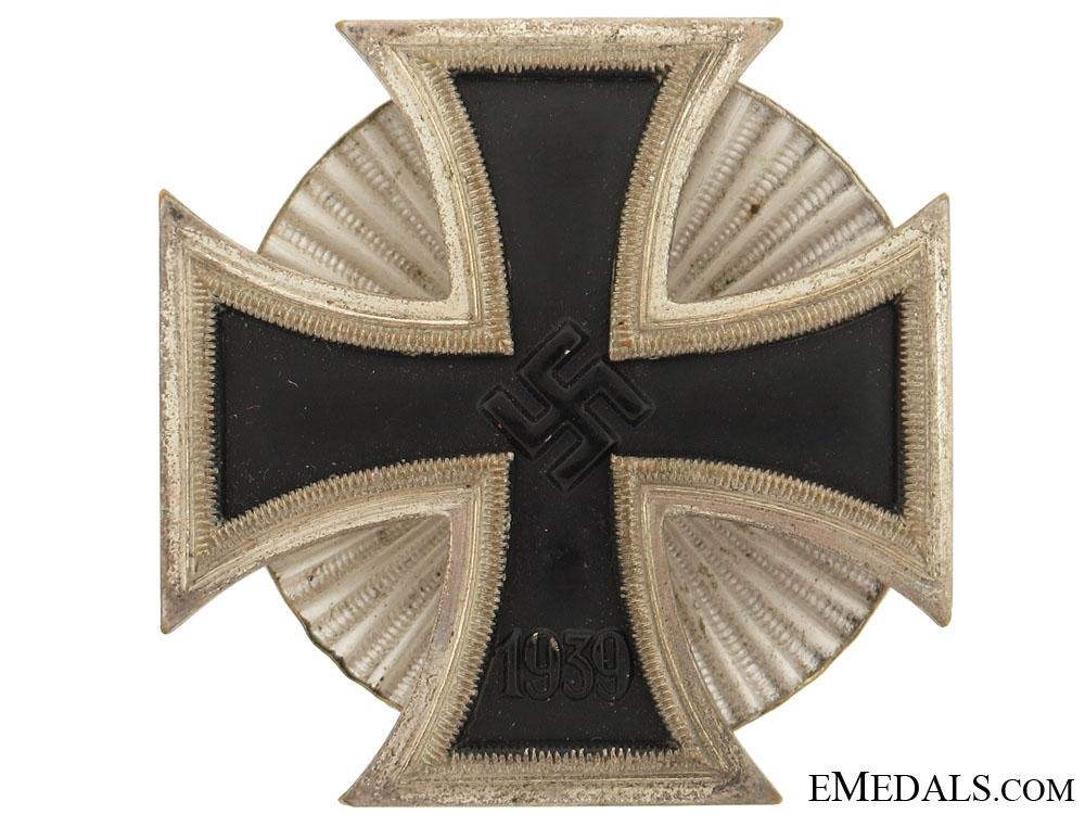 Iron Cross First Class 1939-Schinkel Version