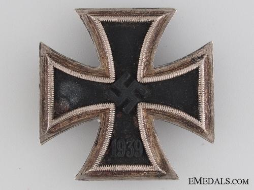 Iron Cross First Class 1939 by P. Meybauer, Berlin