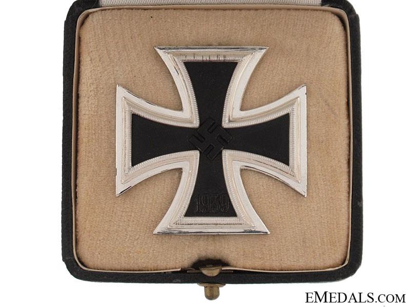 Iron Cross First Class 1939