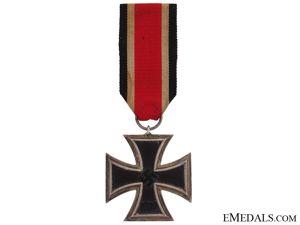 Iron Cross Second Class 1939-Round 3