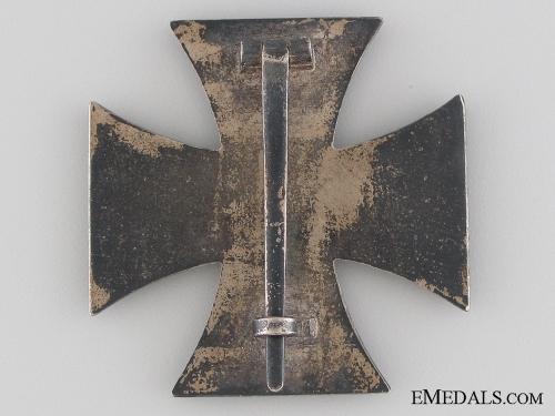 Iron Cross First Class 1939 by Zimmermann