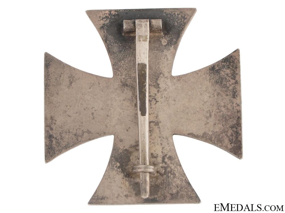 Iron Cross First Class 1939 – L/50