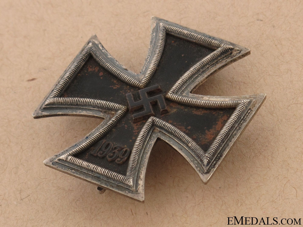 Iron Cross First Class 1939 – L/50