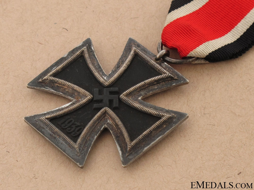 Iron Cross Second Class 1939 - #24