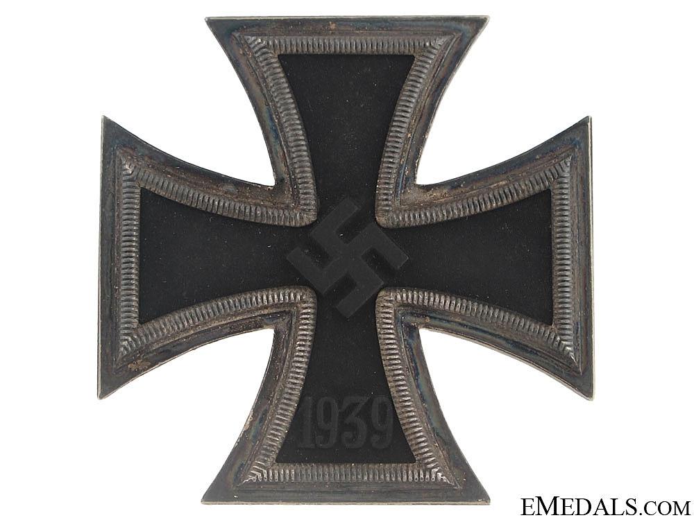 Iron Cross First Class 1939 – # 65