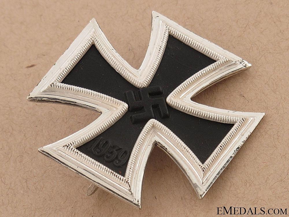 Iron Cross First Class 1939 – L/11