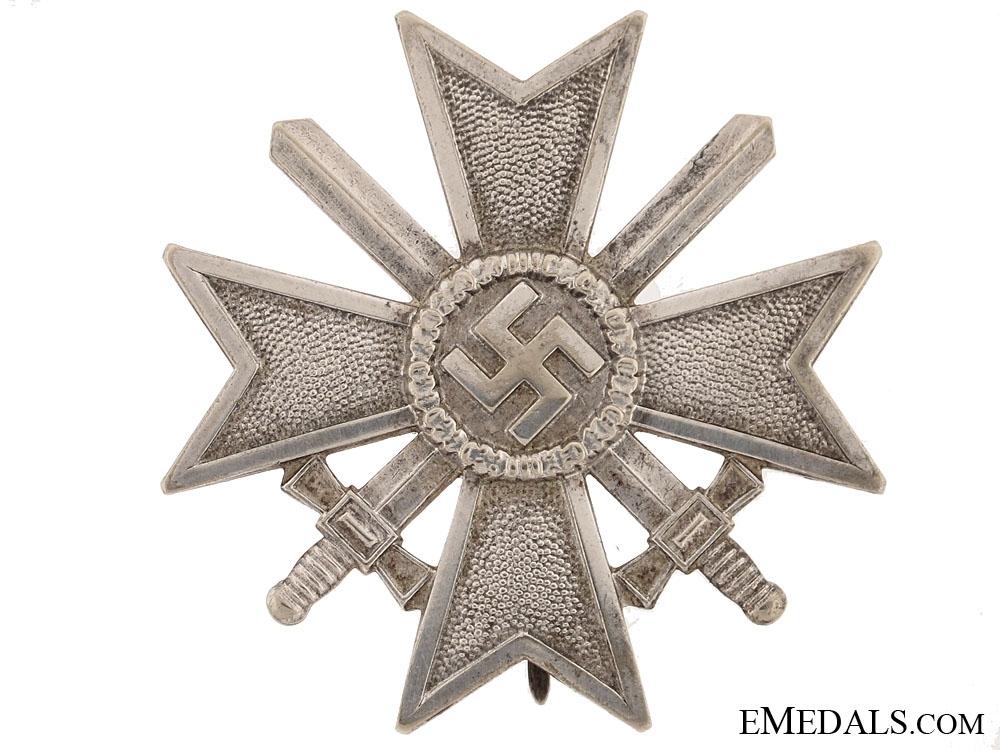 War Merit Cross First Class w/Swords