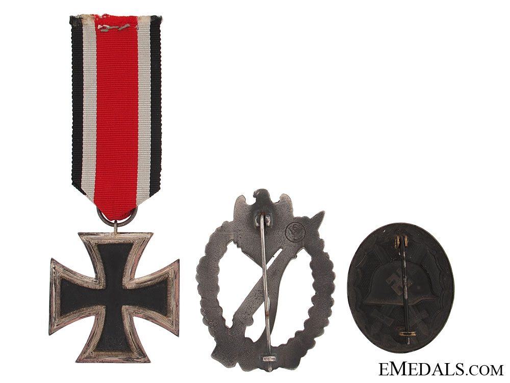Group of Awards to an Gefreinten, 7./Gren.Regt. 366