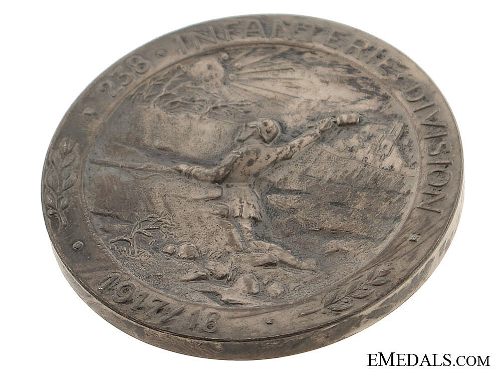 238Th. Infantry Division Bravery Award