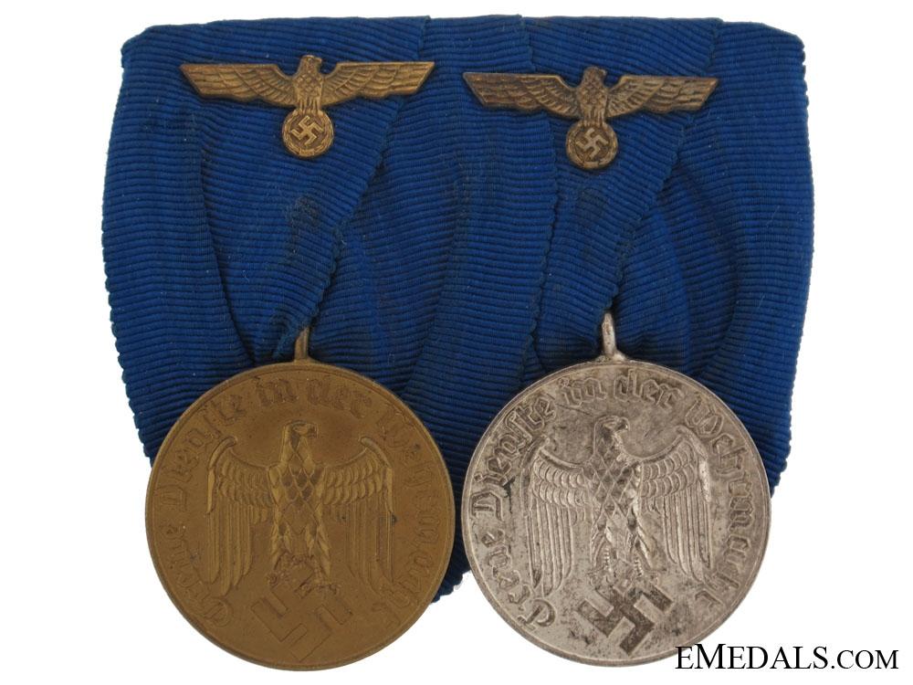 Army Pair of Awards