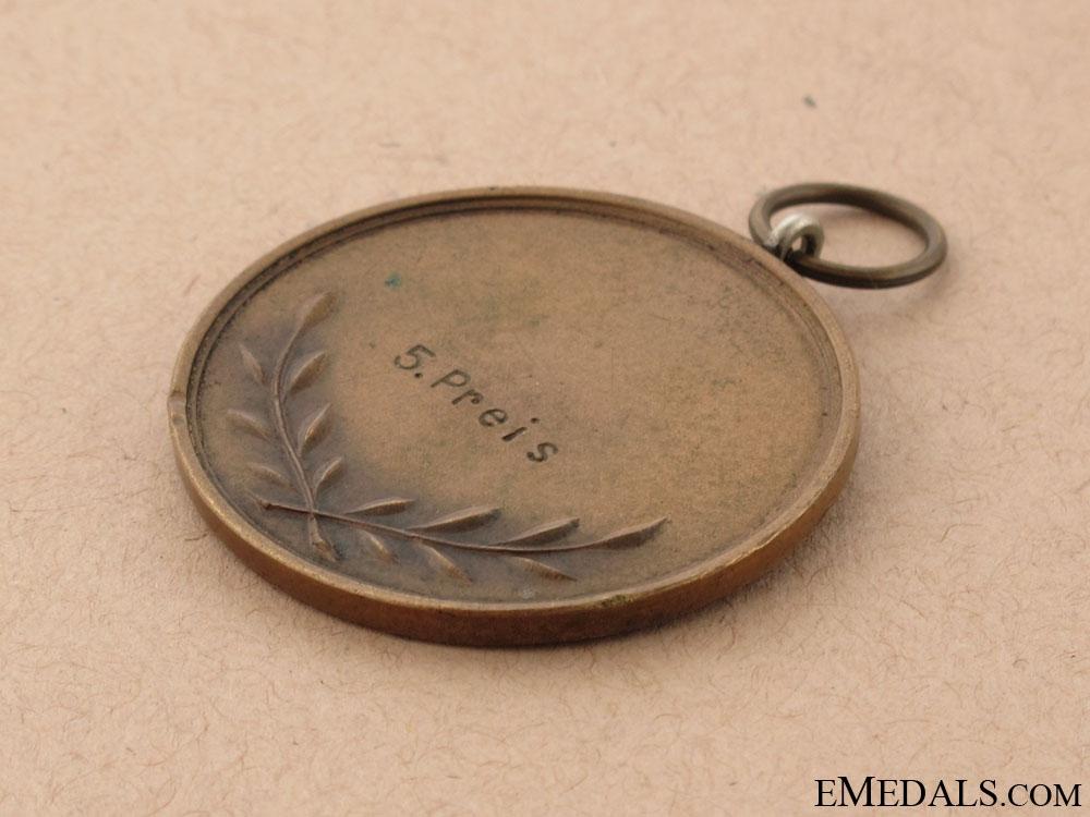 An AH Prize Medal
