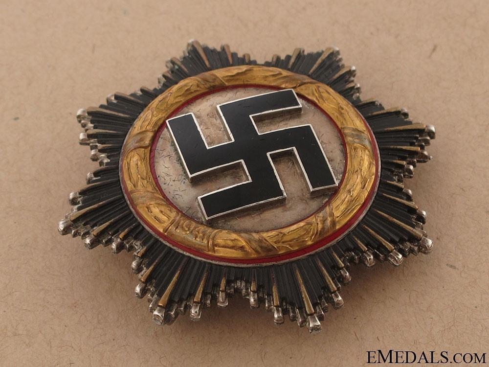 "German Cross in ""Gold"" – Cased"