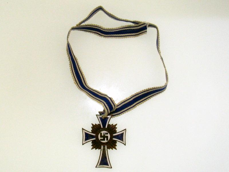 Mother's Cross Bronze Grade