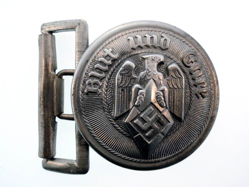 HJ Leaders Belt Buckle