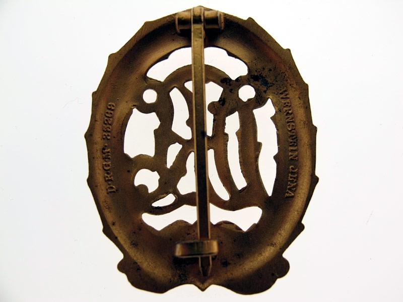 DRL Sport Badge