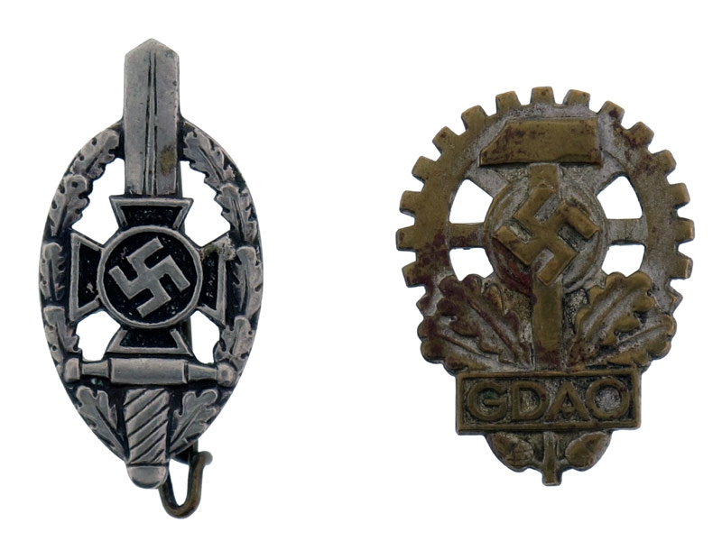 NSKOV and GDAO Pins