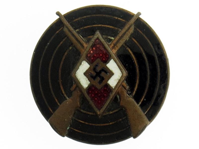 HJ Shooting Badge
