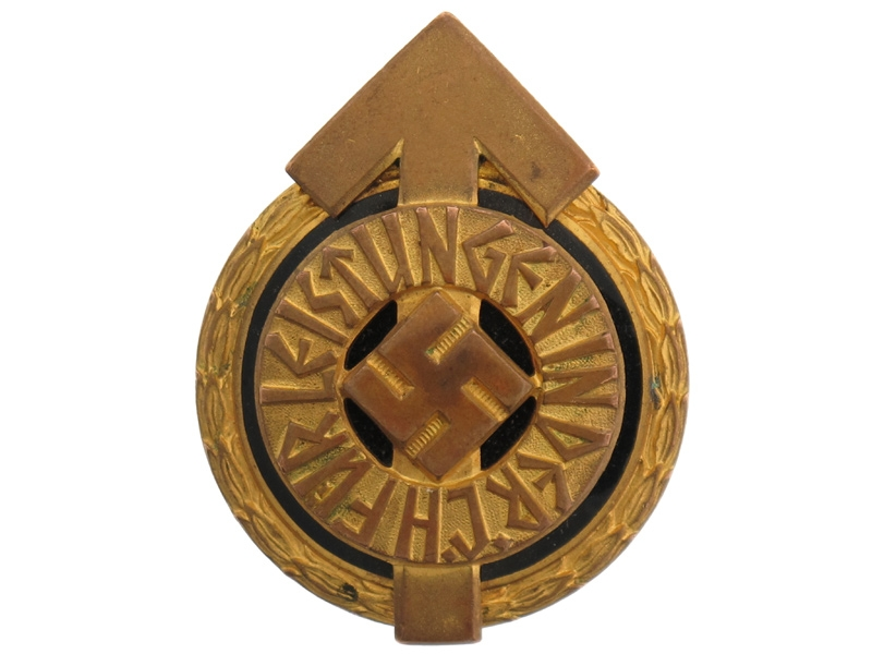 HJ Leader Sports Badge.