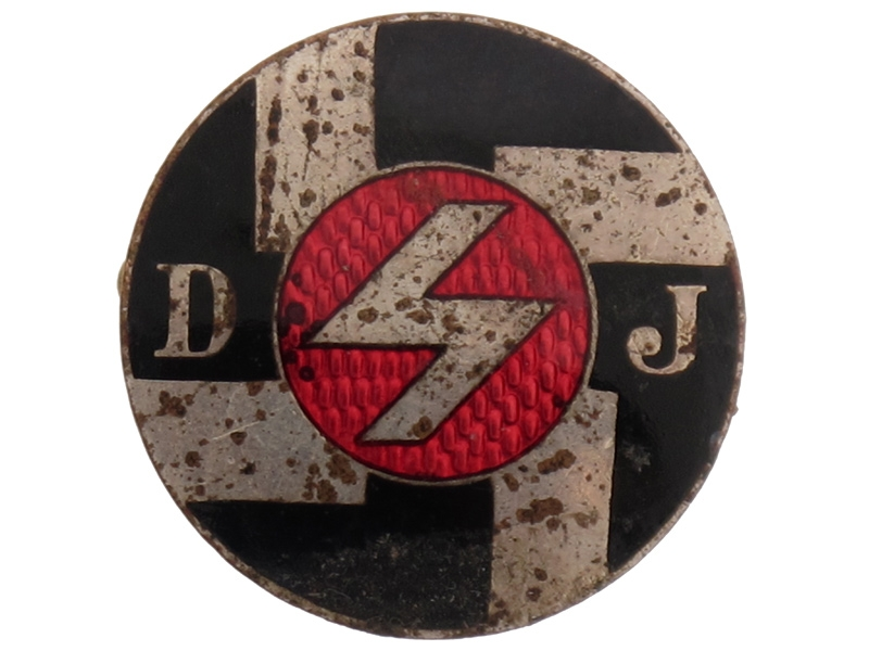 DJ (Deutsche Jugend) Young Youth Badge,