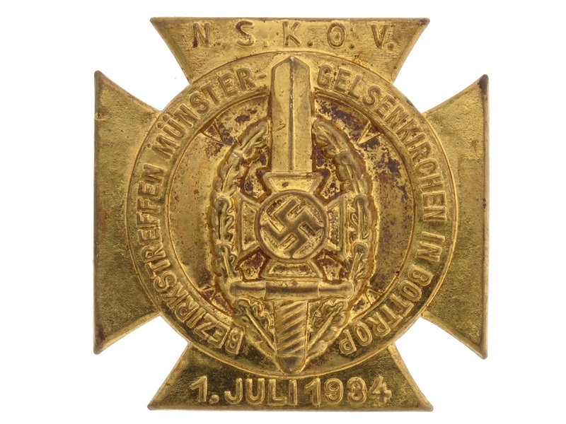 N.S.K.O.V. Day Badge