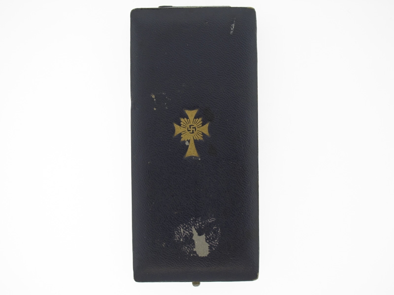 Mother's Cross, Gold Grade