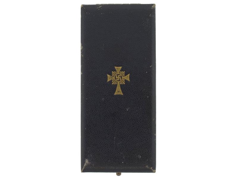 Mother's Cross, Silver Grade